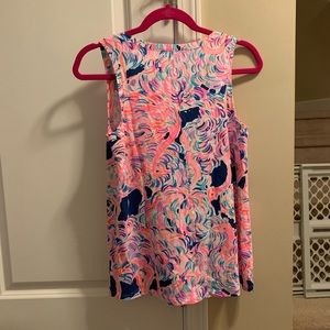Lilly Pulitzer Tops - Lilly Pulitzer tank top